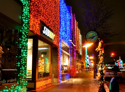 Christmas in Rochester