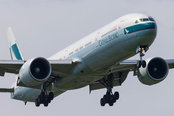 B-KQB - Boeing 777-367/ER
