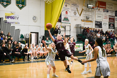 20190131 - Proctor @ West Rutland - Girls Basketball