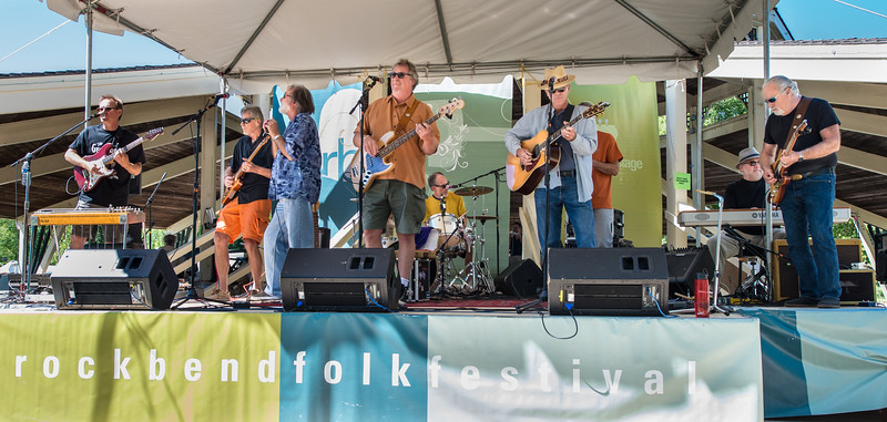 City Mouse All Stars-Rock Bend Folk Festival 2014