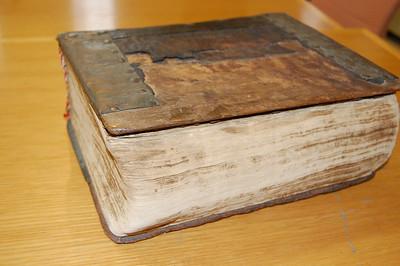 First Armenian Printed Bible (1666), Zohrab Center, NYC