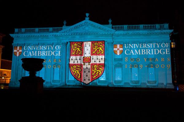 University of Cambridge 800th Anniversary