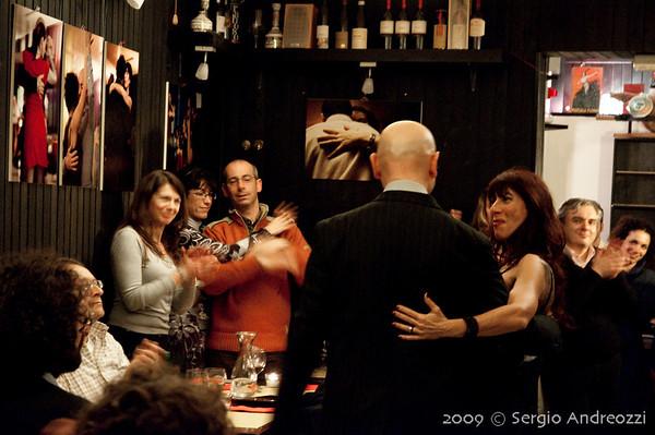 Rovescio - Serata Argentina - 5 Febbraio 2009