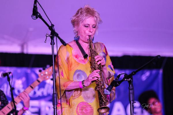 Summer Solstice Jazz Fest 2019 - Jane Bunnett & Maqueque