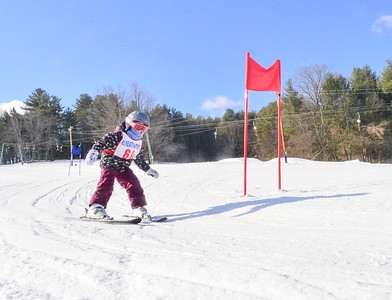 Junior Olympics Downhill Ski Races - 021820