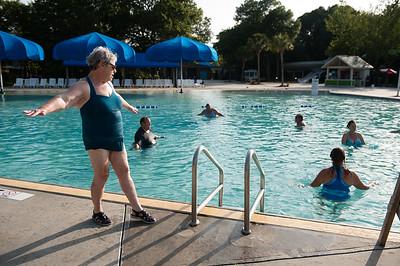 Aquatic Fitness Programs