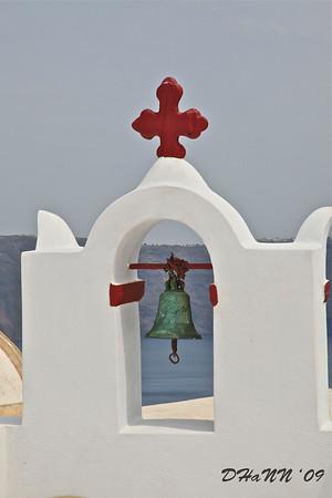 Santorini Island, Greece May 2009