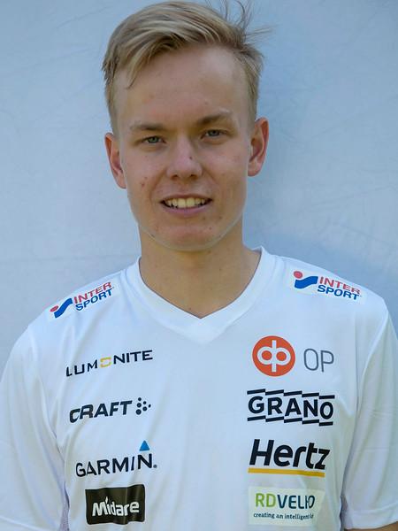 Otto Kaario, kuva: SSL/Pirjo Valjanen