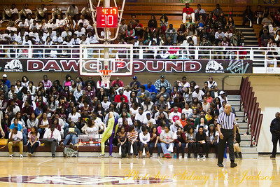 AAMU 2012-2013 BasketBall Friends and Fan
