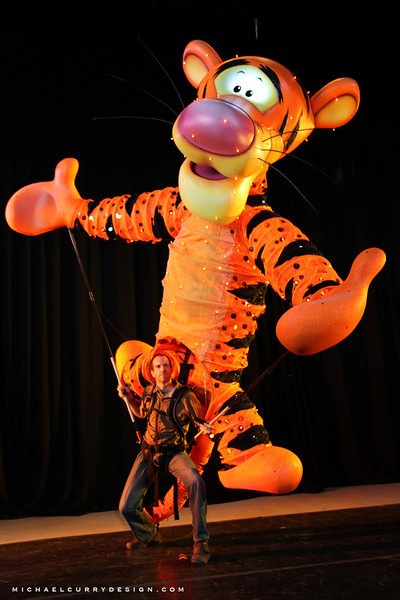 Disney World of Color tigger 2.JPG