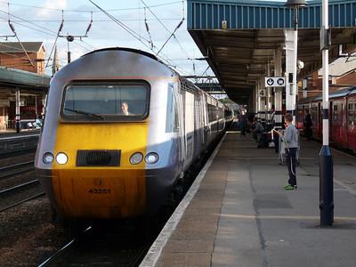 Retford, Worksop, Doncaster (05-08-2010)