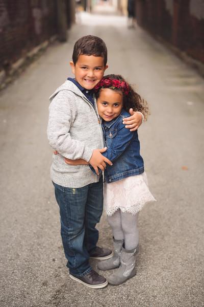 Martinez Family 2015 Fall