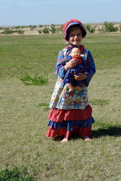Little Maggie on the Prairie - 3