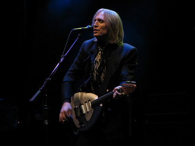 Tom Petty (with guest Stevie Nicks) and The Dandy Warhols - 27 Oct 06 - Greek Theatre - Berkeley, CA
