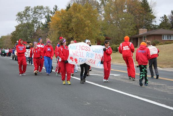 10-5-12 Homecoming Parade