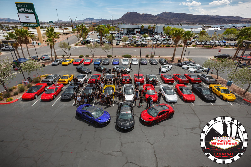 Inaugural NSX WestFest 2017: Las Vegas, Nevada