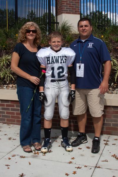 2011 Scarlet Hawks Parents
