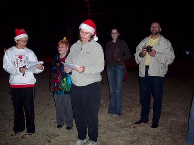 Christmas Caroling 2007