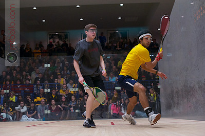 2013-02-24 Juan Vargas (Trinity) and Brandon McLaughlin (Harvard)
