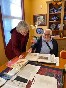 11/8-11/16 Visiting Simon, First Visits: Baders, Zak/Edith, Jeff/Lauren