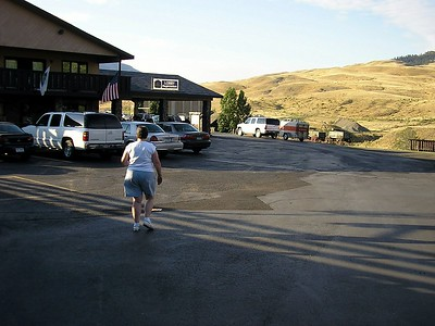 2005-08-01 Gardiner to Jackson, Wyoming