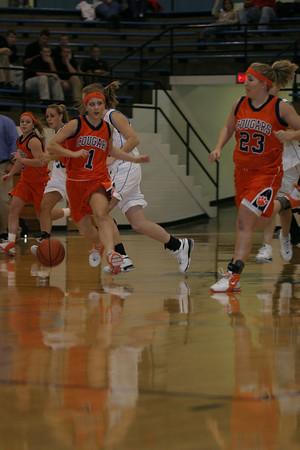 Cascade v North Putnam girls Basketball