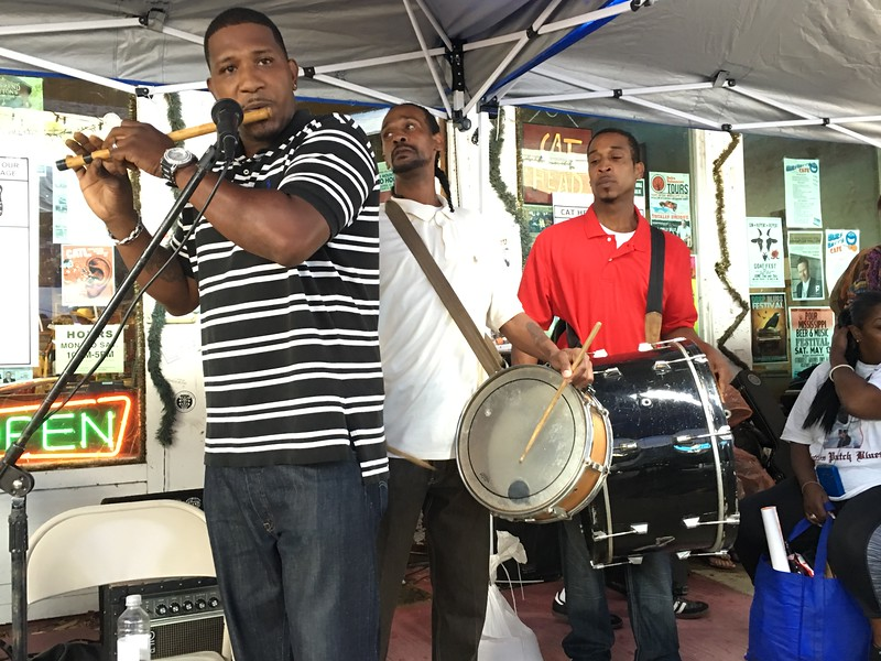 2139 Andre Otha Evans Fife and Drum Band.JPG