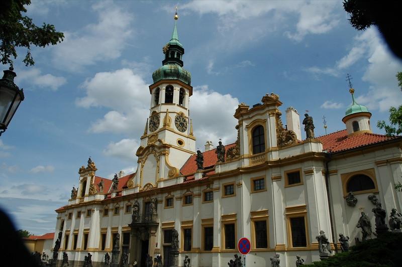 Loreta Church, Prague - Czech Republic