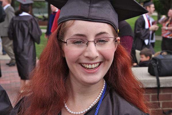 2012 May Graduation