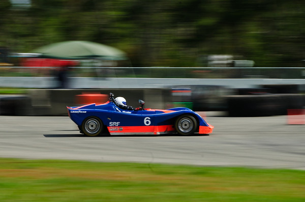 SCCA Club and Time Trials