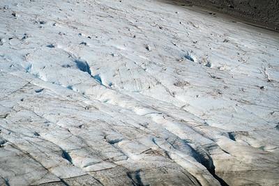 Godwin Glacier Rocky Side