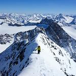Schrankogel ski tour, Gries, Ötztal 2014-03-17