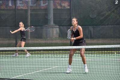 2018 NSU v. Texas A&M Corpus Christi Tennis