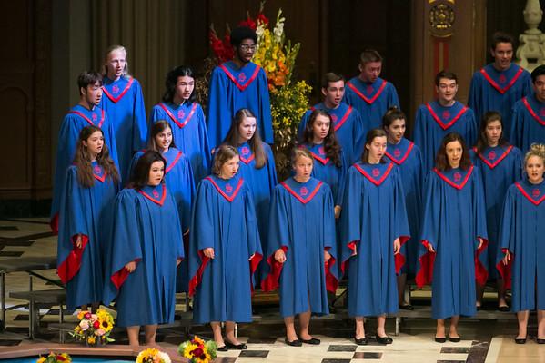 3. South Salem High School Symphonic Choir