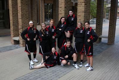 Western Tech women's basketball WBB1213