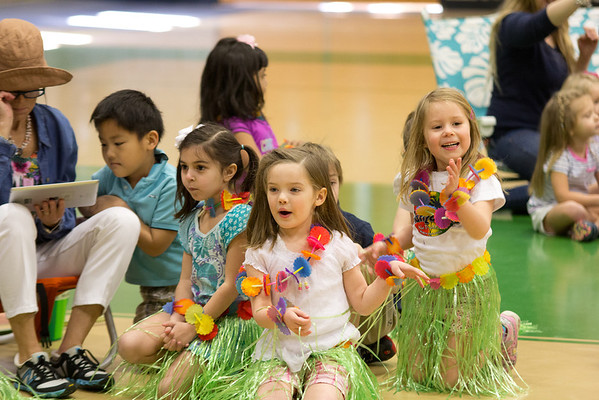 Early Childhood Creative Movement Beach Show