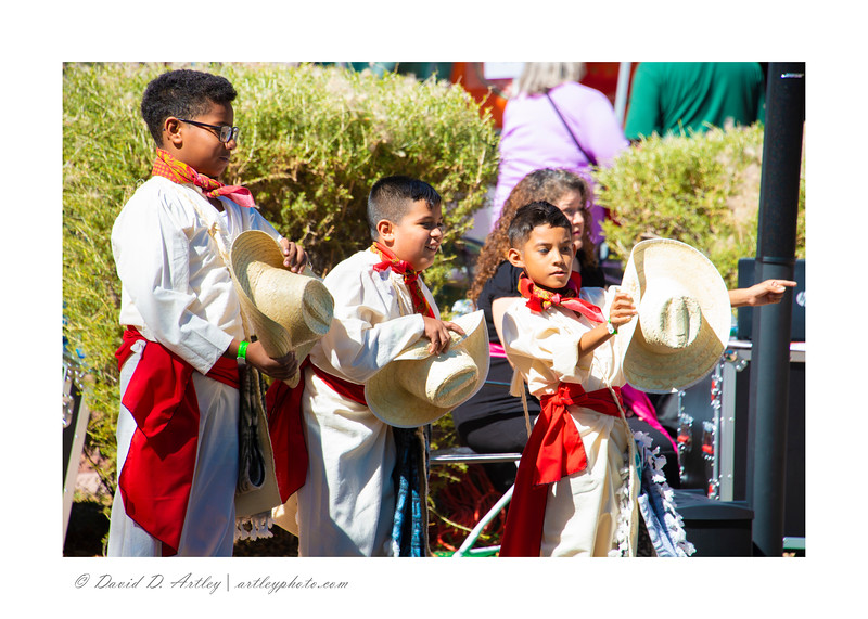 Folk Dancers, Pueblo Chili and Frijoles Festival