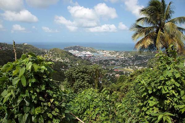 2014 jan 20 St. Lucia