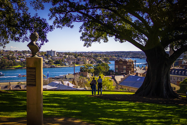 Millers Point : Observatory Hill