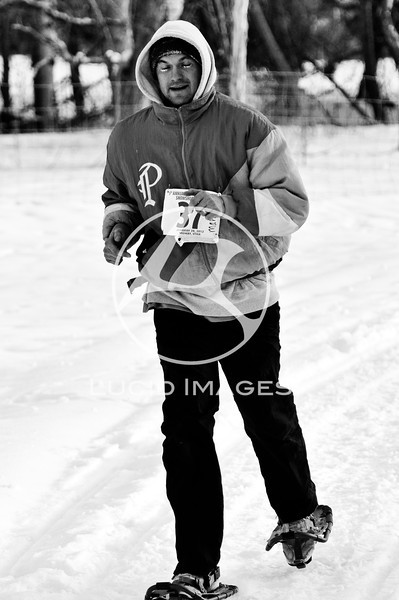 Kahtoola Snowshoe Race