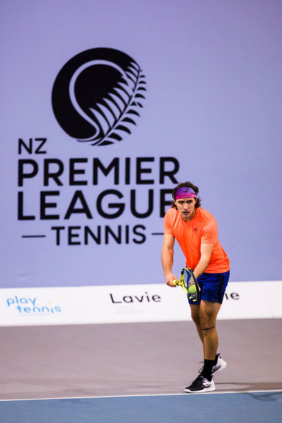 NZ Prem Tennis: FINAL