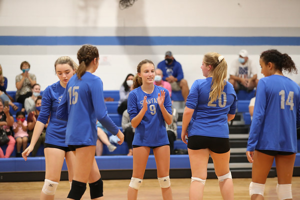 09.29.20 (MS) Garden Spot vs. Cocalico Girls Volleyball