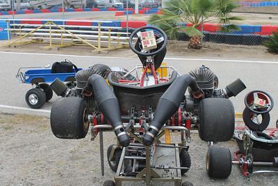 Vintage Go Kart show