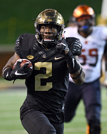 Wake Forest Football 2016