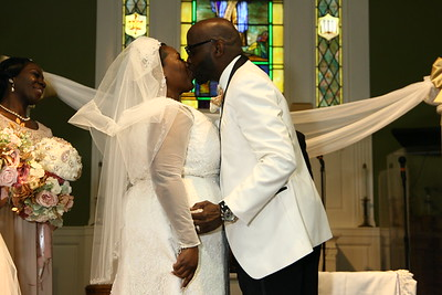 MAY 15TH, 2021: THE DRAYTON'S WEDDING & RECEPTION