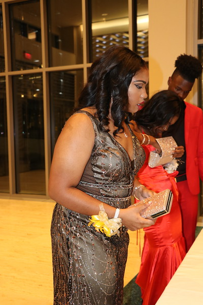 Aniya Prom Night 2018
