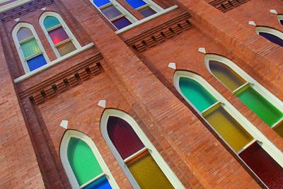 Reflections Of The Ryman Auditorium - Nashville Tennessee