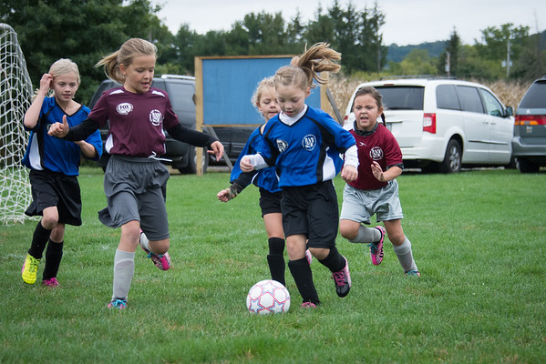 Muncy vs. Loyalsock U8 Soccer