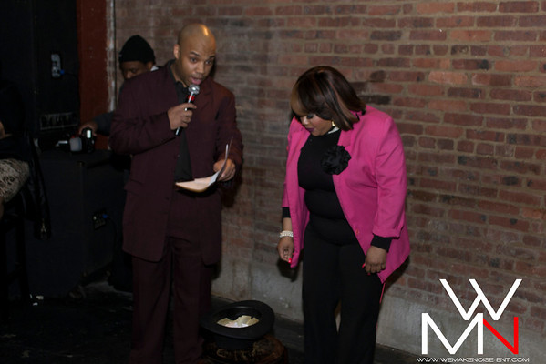 24th Annual Ms. Full-Figured USA Pageant Press Party @ KEY CLUB