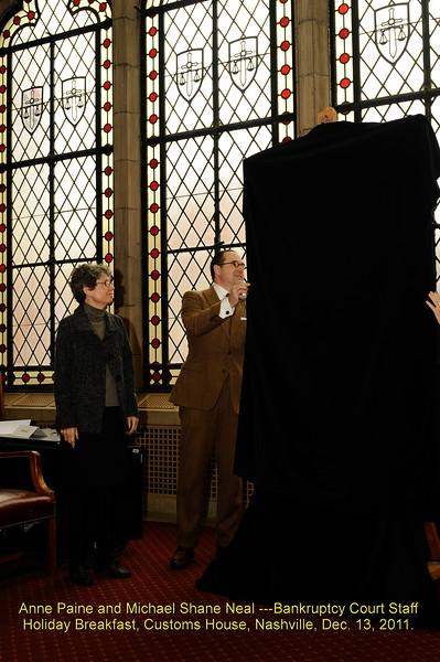 12-13-2011 Unveiling of Paine Portrait